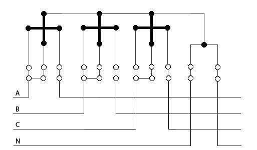 Трехэлементная схема включения счетчика фото 387